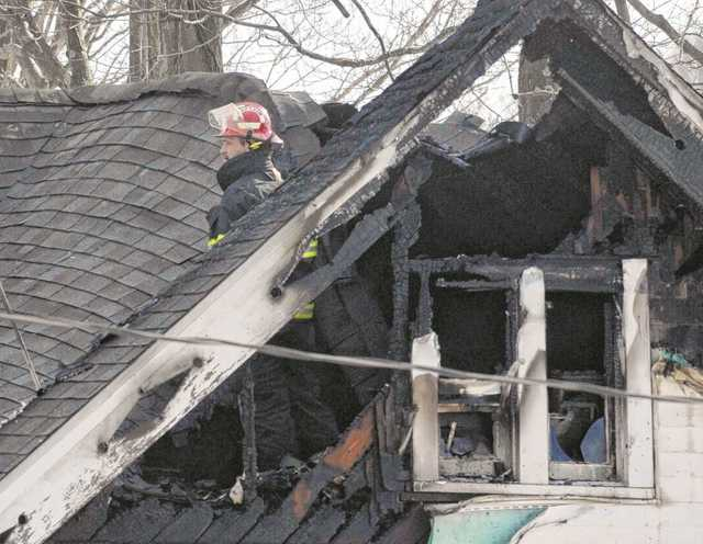Noxen chimney fire contained | Times Leader