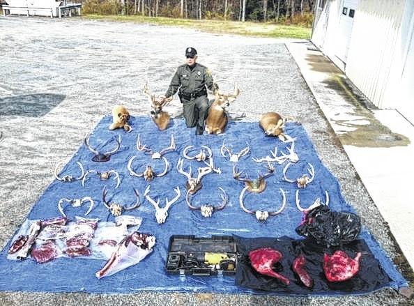 PGC busts major deer poaching ring in Wayne County | Times