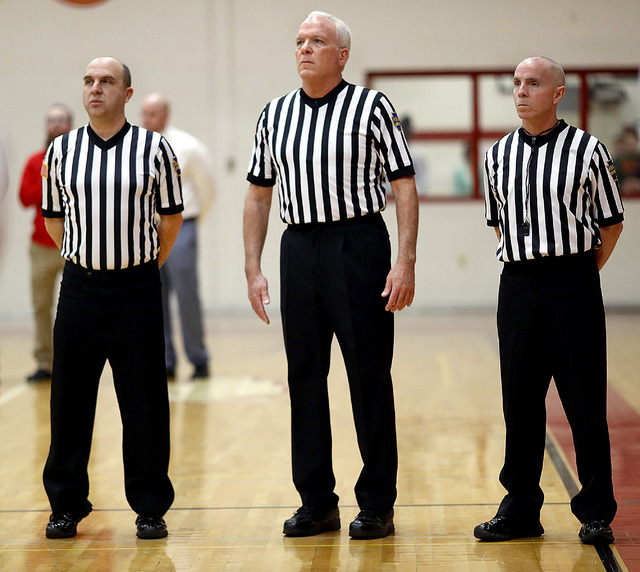 Officially A Problem High School Referees Aging