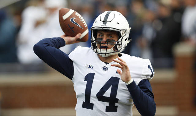 Penn State QB Tommy Stevens enters NCAA transfer portal, reports say