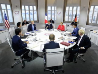 High-stakes gamble: Iranian envoy gets surprise G-7 invite