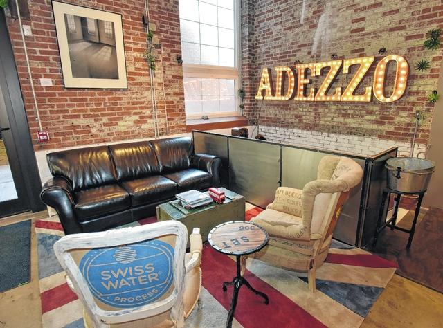 Adezzo Coffee Shop & Lounge in Scranton.