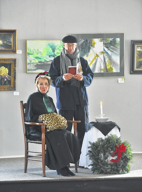 Reading Of A Christmas Carol Wilkes Barre 2020 Wyoming Valley Art League to hold 'A Christmas Carol' reading Nov
