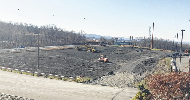 Site work underway for wyoming valley motors move times for Wyoming valley motors vw service