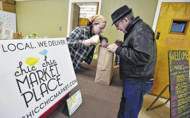 Chic Chic Marketplace provides alternative to typical