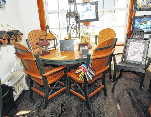 Ready For Spring, Simply Country In Sweet Valley Will Offer A New Line Of  Outdoor Furniture, Lori Novjoski, Store Owner Said.