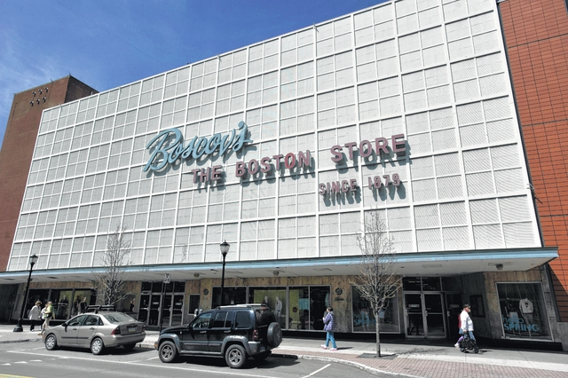 Boscov S Renovations At Wilkes Barre