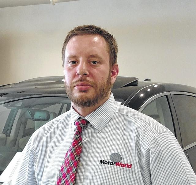 Dustin Hettrich Receives Silver Status At Motorworld Acura