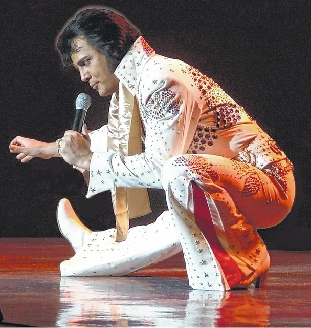 Pittston Native Elvis Impersonator Shawn Klush Headed To