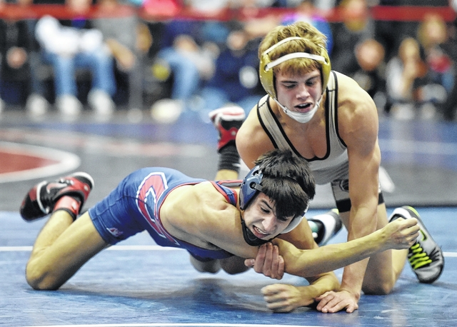 Five Wyoming Valley Conference wrestlers reach semifinals ...