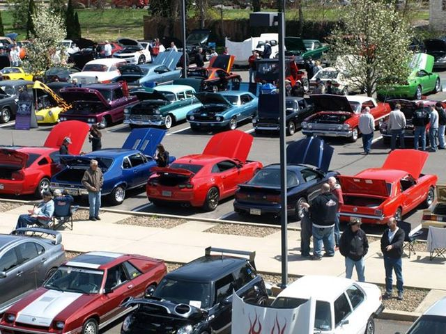 NEPRAACA Car Show Features Variety Of Automobile Categories Flea - Aaca museum car show