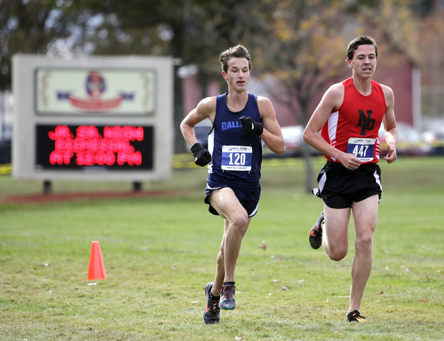 Dallas boys run to another district cross country title | Times Leader