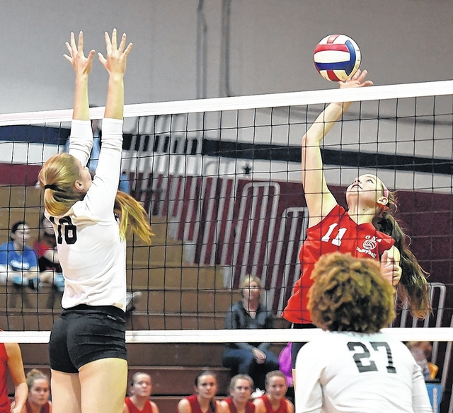 Season ends for Nanticoke girls volleyball in a PIAA tournament sweep