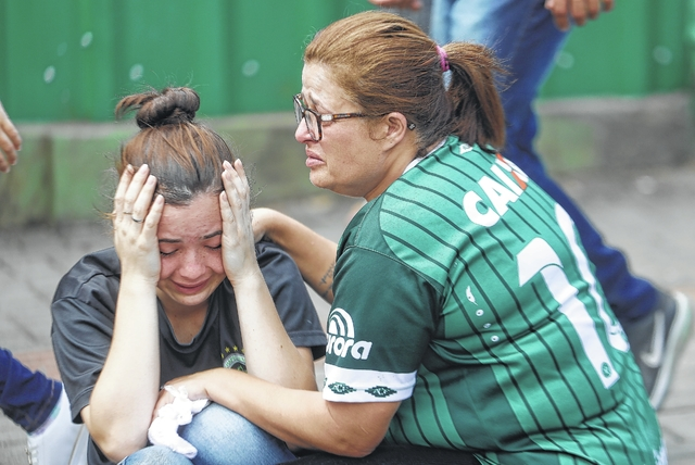 Chapecoense soccer club rebuilding after stunning tragedy