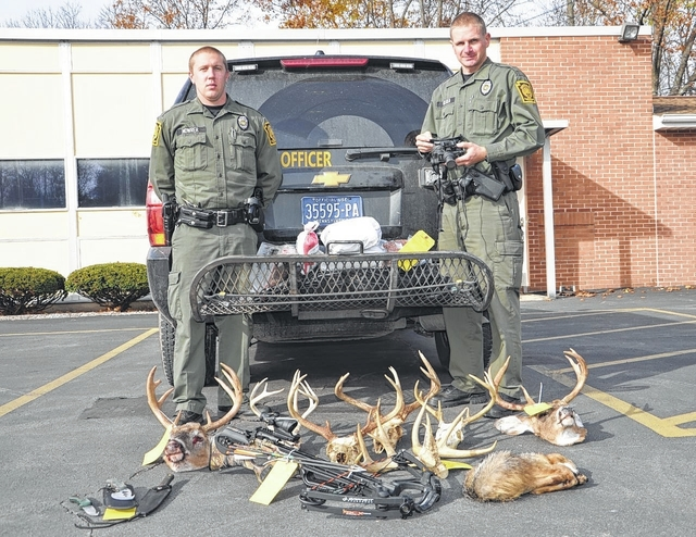 Pennsylvania Game Commission stepping up efforts to stop poaching