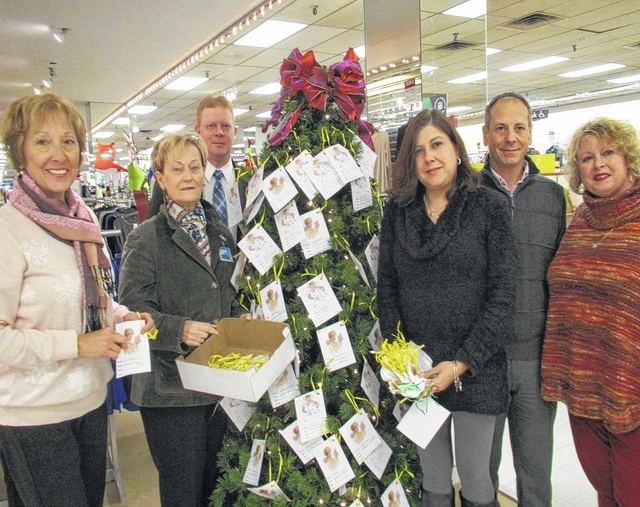 Be an angel for christmas times leader