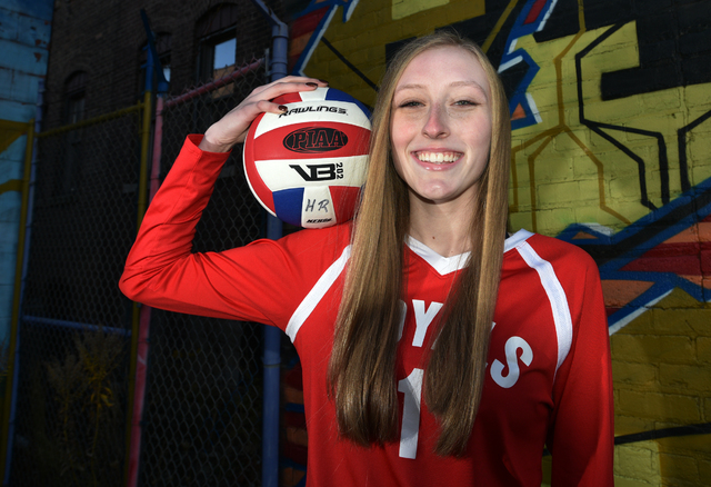 Holy Redeemer's Amanda Curcio named Times Leader Girls Volleyball Player of the Year