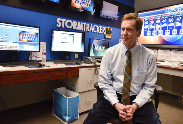 Wnep Tv S Tom Clark Bids Farewell To Viewers Times Leader