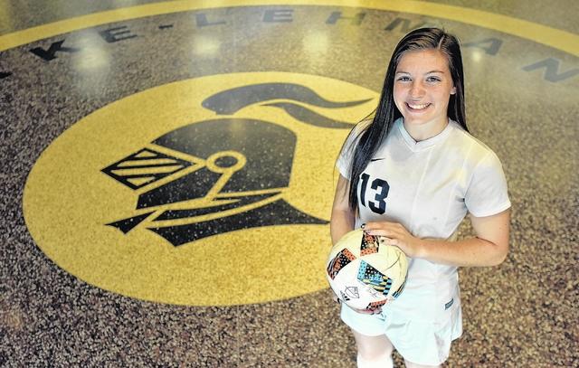 Lake-Lehman's Mackenzie Love named Times Leader Girls Soccer Player of the Year