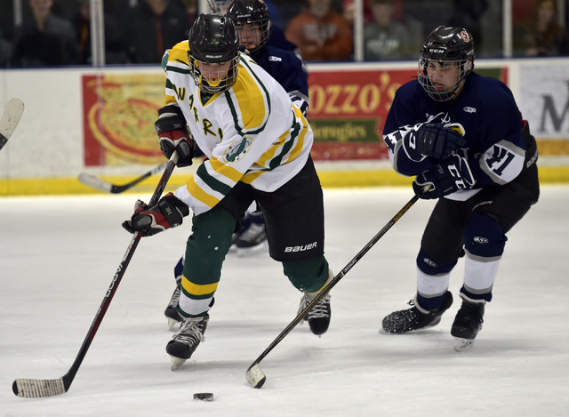 Wyoming Area advances to finals of Casey Classic Ice Hockey Tournament