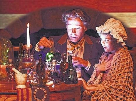 The Bloomsburg Theatre Ensemble will present on original play 'Gunpowder Joe: Joseph Priestley, Pennsylvania and the American Experiment' through Feb. 5 at the Alvina Krause Theatre in Bloomsburg.