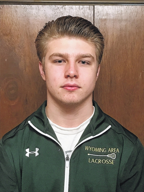 Times Leader Athlete of the Week: Wyoming Area hockey's Jacob Urban
