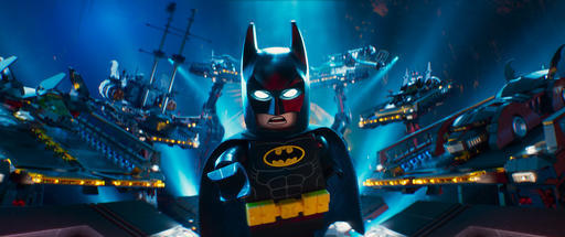 LOBSTER LOVIN BATMAN fits lego figure NEW BATMAN MOVIE 107