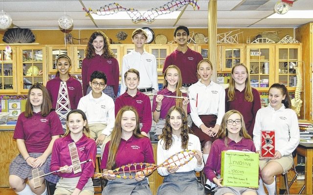 Wilkes Barre Academy Science Olympiad Team To Compete