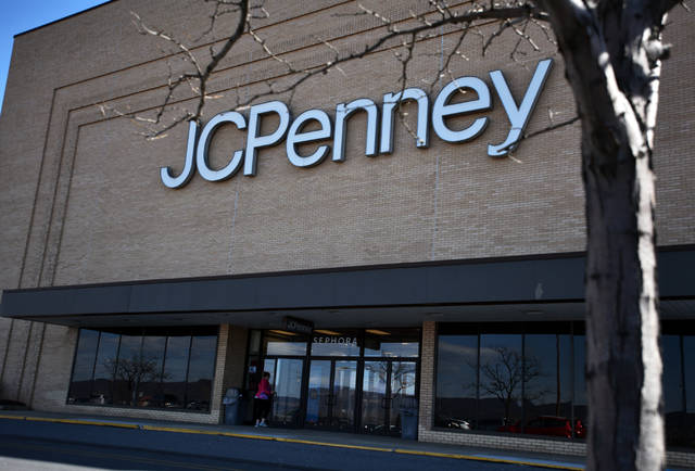 JCPenney in Wyoming Valley Mall on list of possible closures