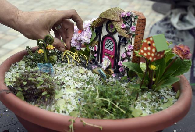 Edward\'s Garden Center down with hottest trend: Miniature gardens ...