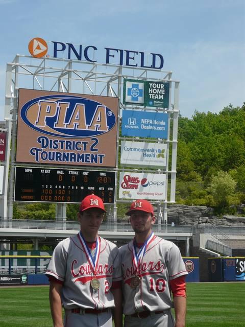 Baseball bond: Hazleton Area\'s Biasi brothers reunited at Penn State ...