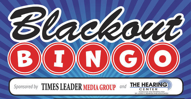 Calling all Blackout Bingo players … | Times Leader