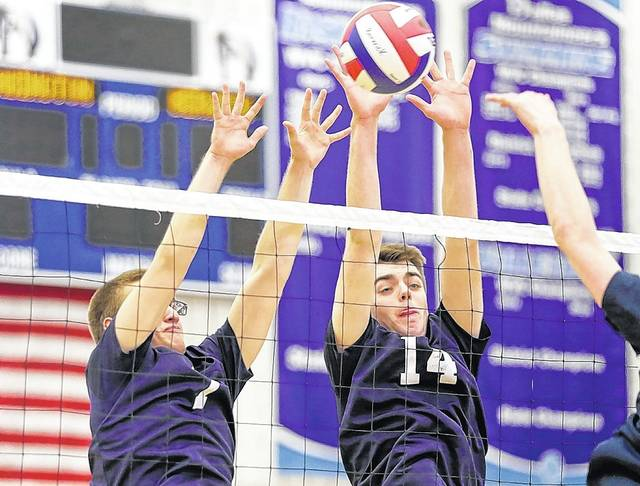 Holy Redeemer, Berwick ready to open state boys volleyball play
