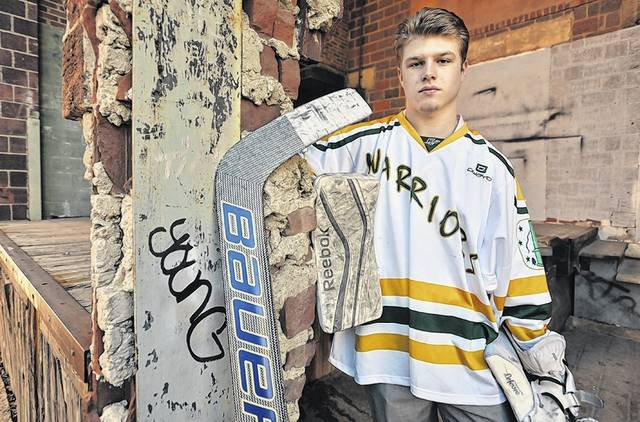 Wyoming Area's Jacob Urban named NEPA Scholastic Hockey Player of the Year