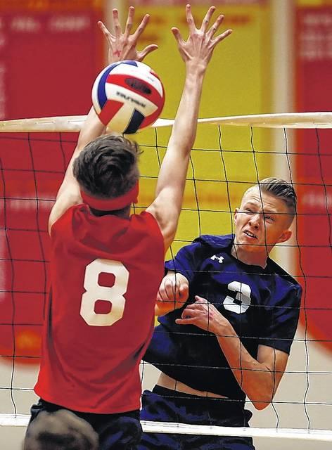 Holy Redeemer, Berwick advance to Class 2A boys volleyball semifinals