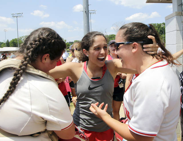 46920775c7 Hazleton Area rallies to school s first softball state title berth ...