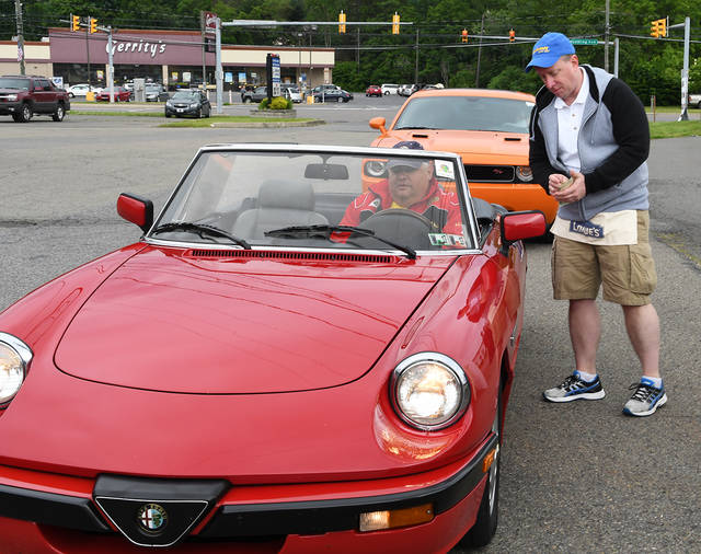 AACA Car Show Attracts Hundreds Of Car Owners But Washed Out By - Aaca car show
