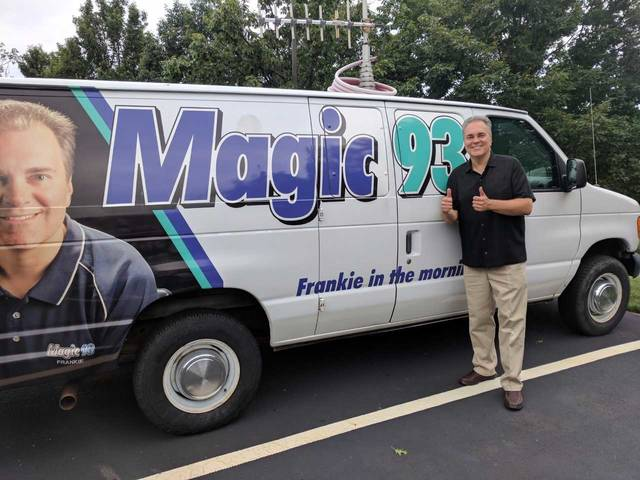 Frankie Warren, Magic 93 DJ: 10 things you might not know about me