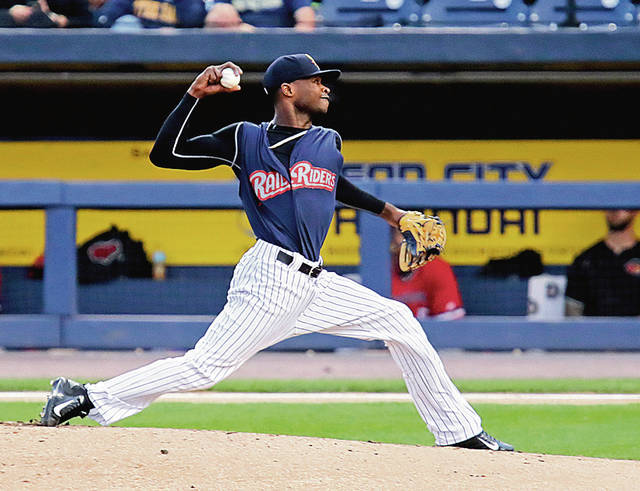 Scranton/Wilkes-Barre right-hander Domingo German will get the start for the RailRiders on Thursday. He feels more than ready to face the Lehigh Valley IronPigs.