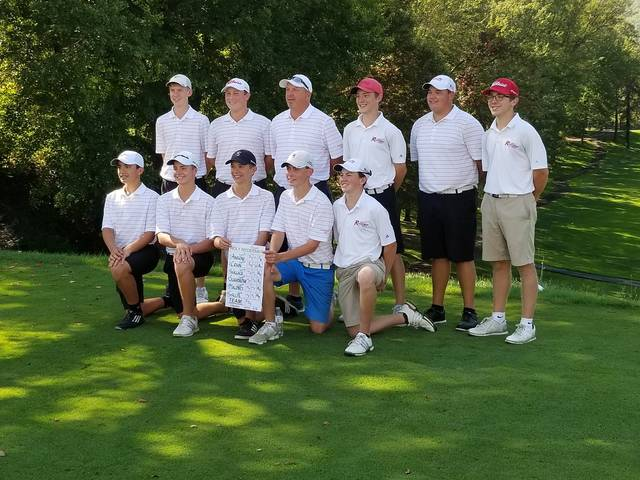Holy Redeemer, Crestwood capture WVC golf team titles