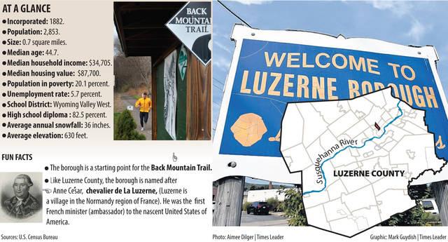 Luzerne County hometowns: In Luzerne, it's vegan food