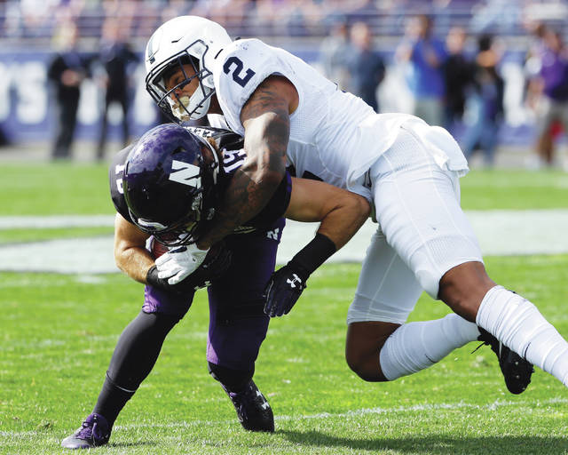 Penn State defense dominates Northwestern to improve to 6-0