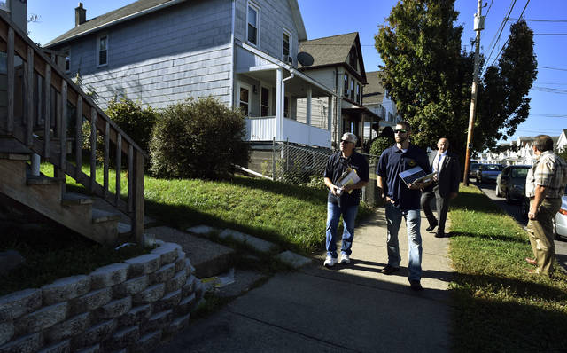 Problem properties ticketed in Wilkes-Barre's 'Taking It to the Streets' sweep