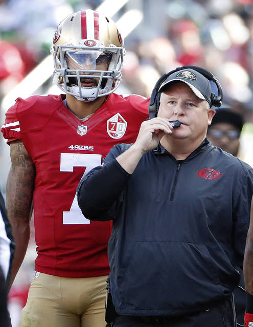 Former San Francisco 49ers head coach Chip Kelly is an intriguing candidate for the opening at Florida.