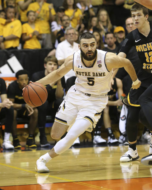 Notre Dame guard Matt Farrell and the rest of the Irish had a strong showing at the Maui Invitational. Farrell and Bonzie Colson have the ability to lead Notre Dame deep into March.