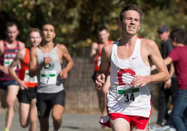 College Corner: Dallas' DeLuca leads Cornell cross country