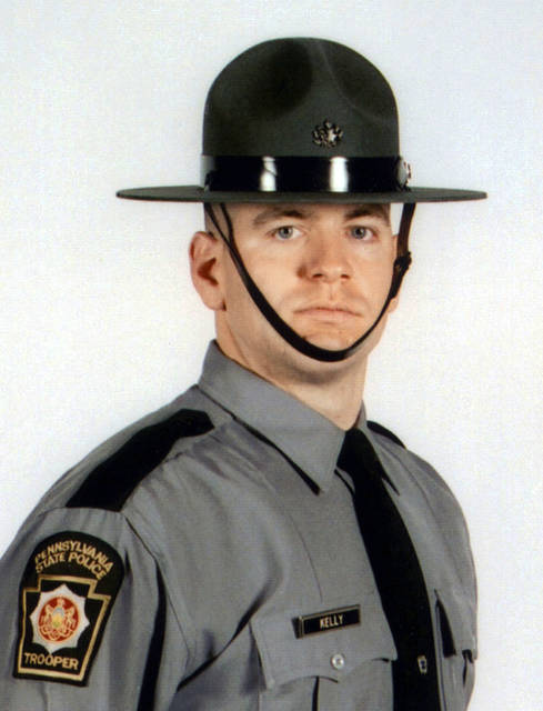 Pennsylvania trooper who was shot in traffic stop has second surgery