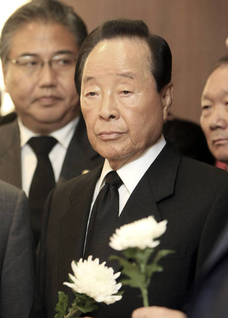On Dec. 18, 1992, Kim Young-sam was elected South Korea's first civilian president in three decades.