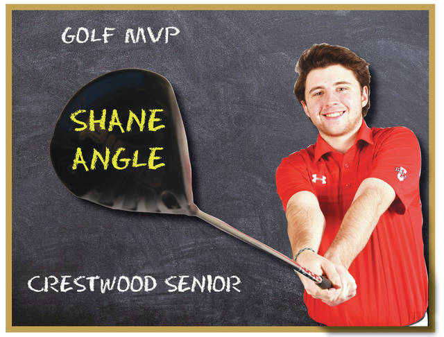Driving to success: Angle led Crestwood golf team to historic season