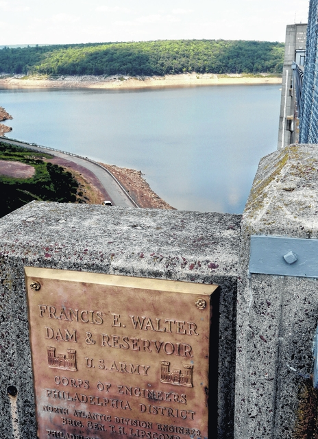 A difficult, 5-mile hike will take place Dec. 10 at the Francis Walter Dam in White Haven.